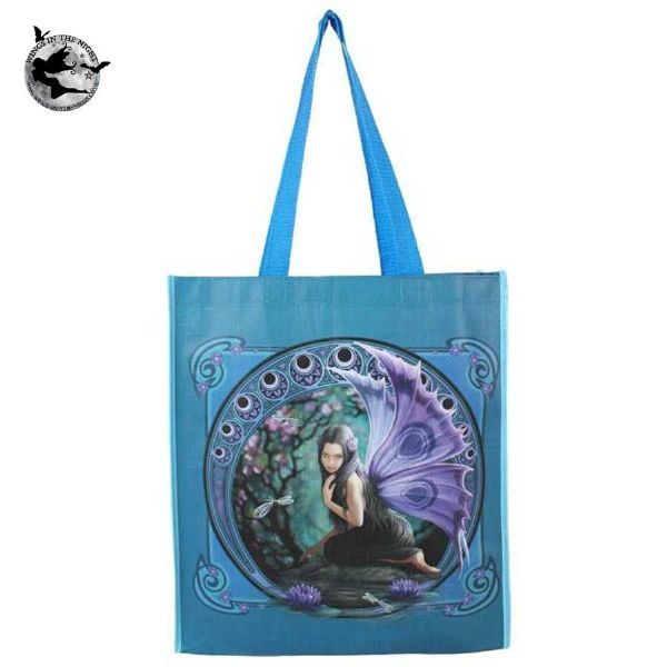 ANNE STOKES Gothic Fairy NAIAD Shopping Bag